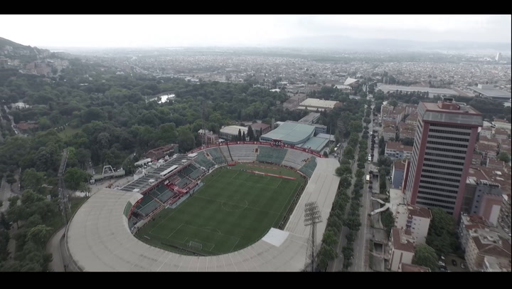 BURSA – A FOOTBALL CITY: EPISODE 1