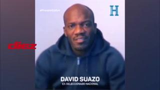El mensaje de David Suazo a los hondureños en este momento de coronavirus