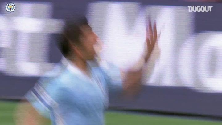 El primer Hat-trick de Sergio Agüero en la Premier League