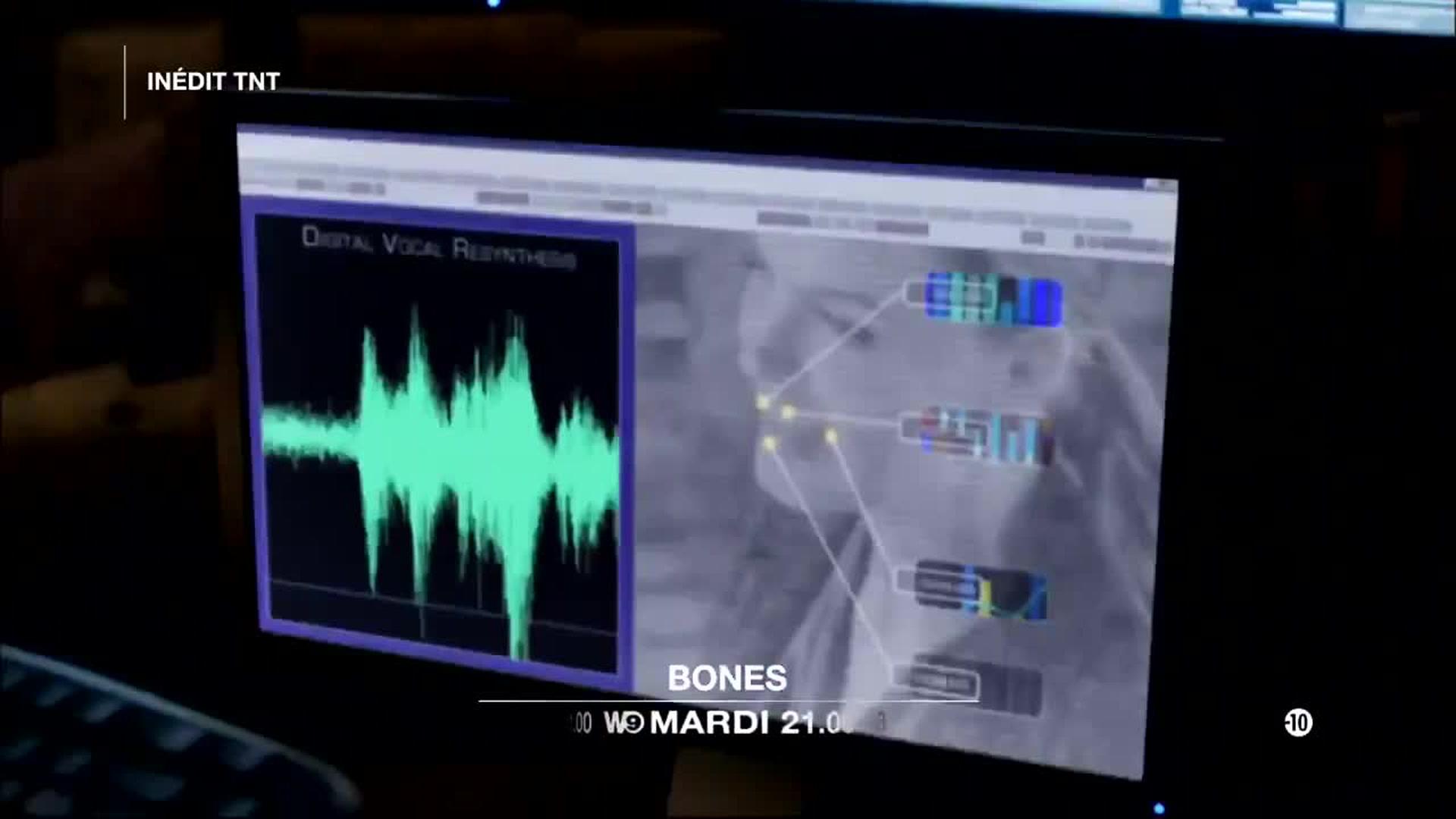 Bones : Le maître du jeu