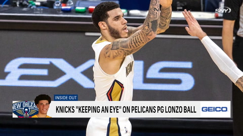 Ian Begley gives update on the latest Knicks and Nets trade deadline rumors