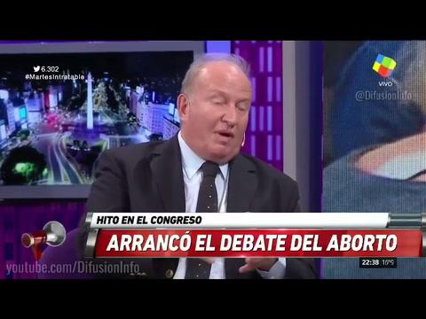Daniel Sabsay, a favor de despenalizar el aborto