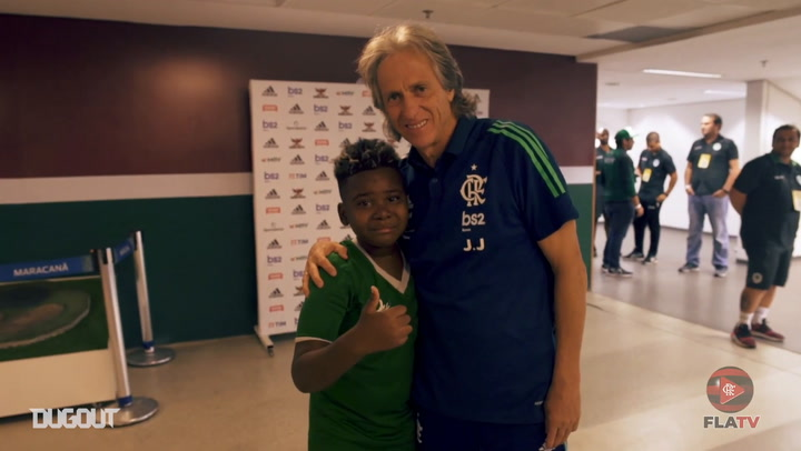 Best of Jorge Jesus at Flamengo