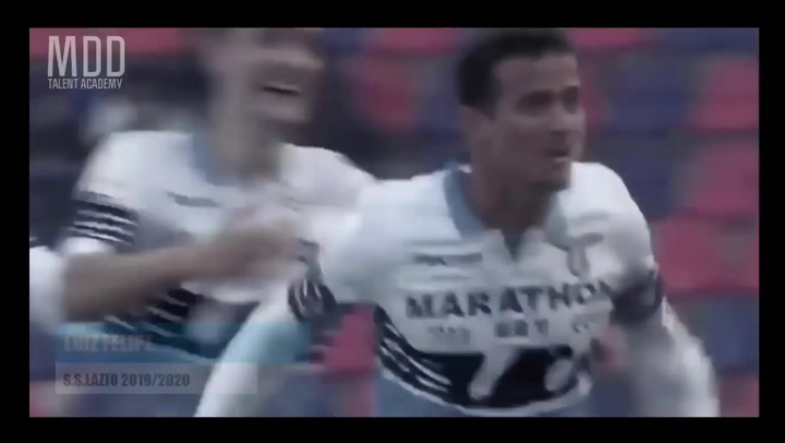 Así juega Luiz Felipe (Lazio)