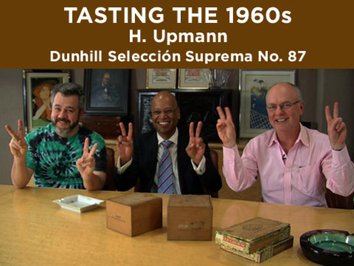 Tasting the 1960s