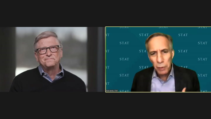 Bill Gates worries about dysfunctional Covid-19 vaccine distribution - STAT