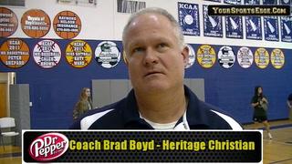 Boyd Says KCAA Wins Giving Team a Boost