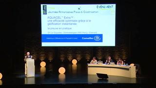 AQUACEL® Extra : une efficacité optimisée grâce à la gélification instantanée la preuve en pratique