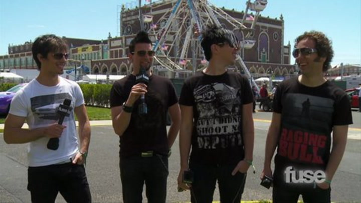 Marianas Trench MMVA Interview