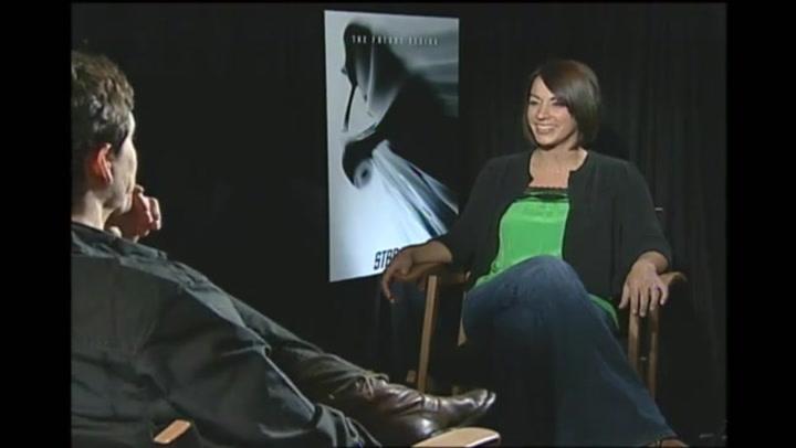 Star Trek Interview - Clifton Collins Jr.