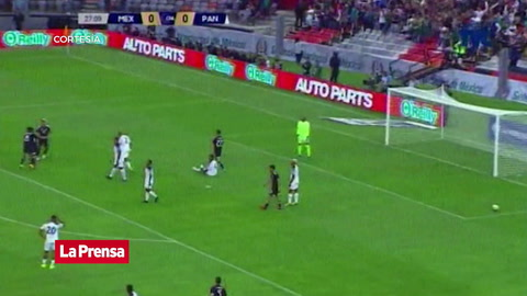 México 3 - 1 Panamá (Liga de Naciones Concacaf)