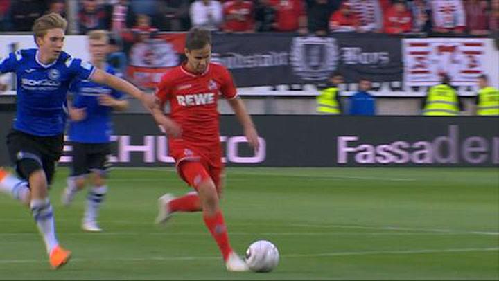 DSC Arminia Bielefeld - 1. FC Köln 1. - 45. (2018-2019)
