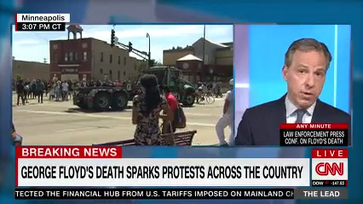 CNN's Van Jones on George Floyd Death: 'Look in the Mirror' All of Us Are Complicit in This