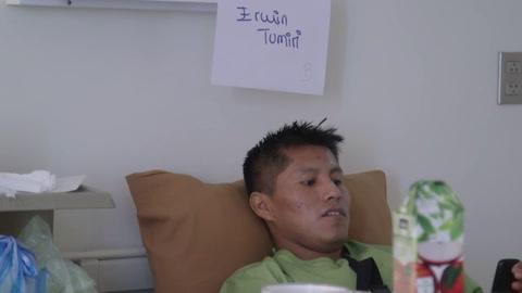 Sobreviviente del accidente aéreo del Chapecoense se salva de nuevo