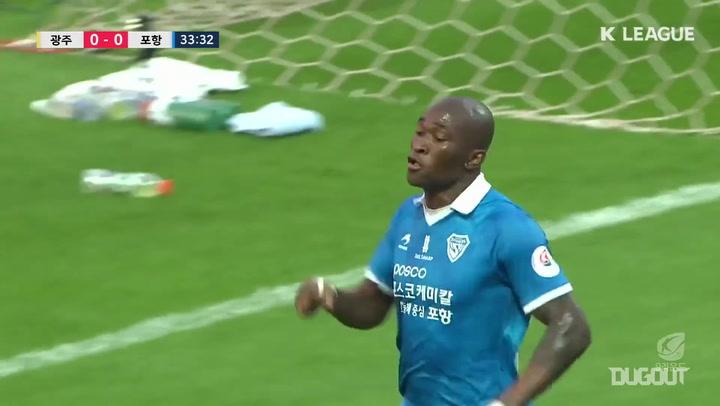 Gols da 9ª rodada da K-League de 2020