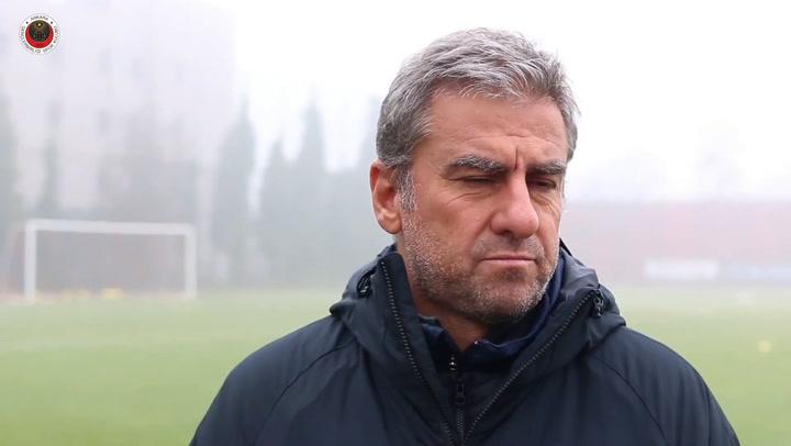 Hamza Hamzaoğlu Sivasspor Maçı Öncesi Konuştu