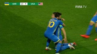 Estados Unidos pierde en su debut ante Ucrania en el Mundial de Polonia 2019