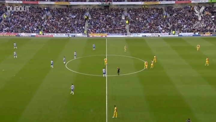 Throwback: Crystal Palace Win Play-off Tie At Brighton