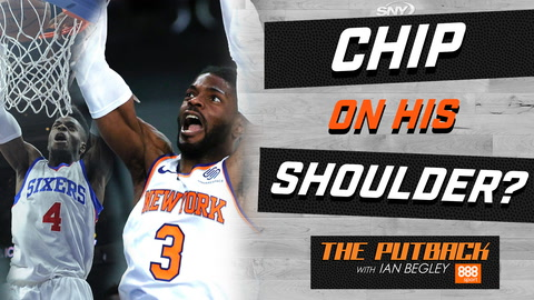 Knicks' Nerlens Noel explains his New York mentality this season | The Putback Extra