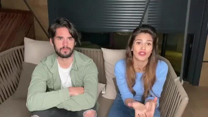 Isco y Sara Sálamo lanzan un campaña de ayuda a los afectados por el Covid-19