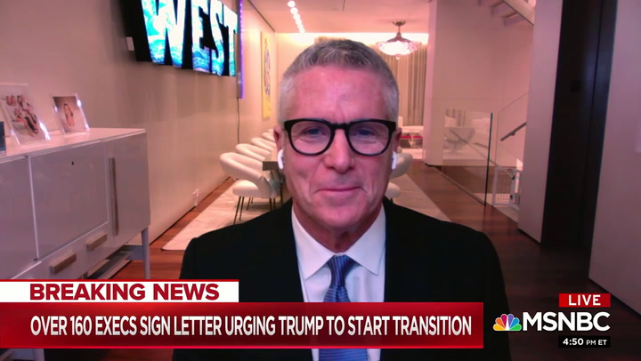 Donny Deutsch: Trumpism Is Going to Go Away Fast- 'Nice Is the New Black'