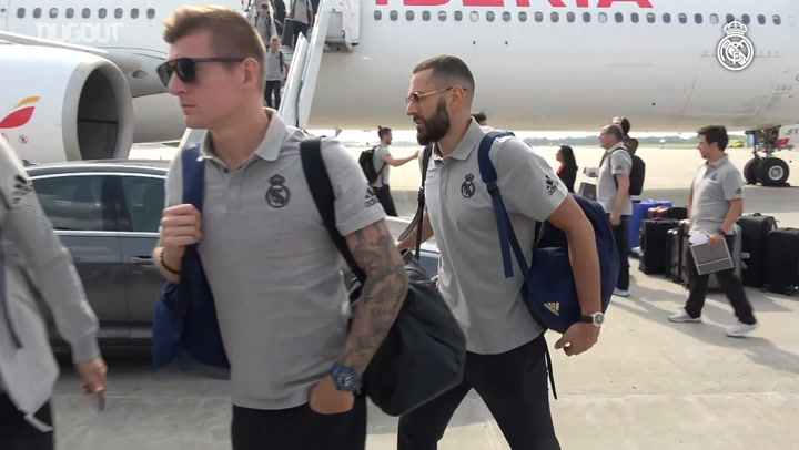 Karim Benzema's Start To Real Madrid's Pre-Season