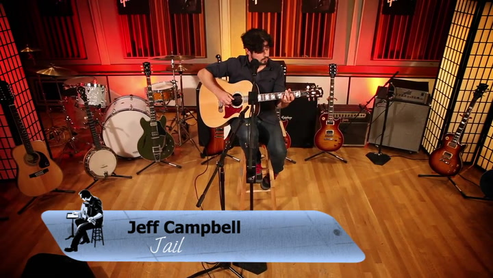 Jeff Campbell performs Jail on The Jimmy Lloyd Songwriter Showcase