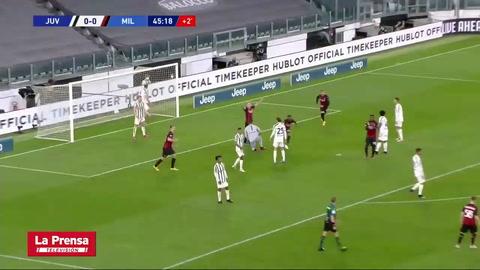 Juventus 0 - 3 AC Milan (Serie A)