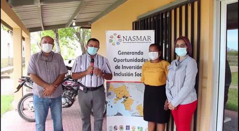 Alcaldes del sur piden vacunas a Nayib Bukele