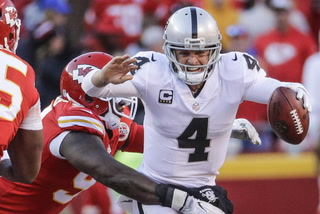 Vegas Nation: Raiders Feel Pressure After Loss To Chiefs Without Mention