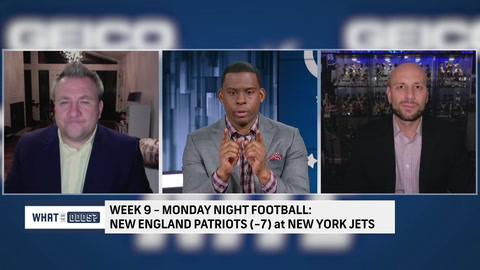 What are the odds the Jets beat the Patriots?