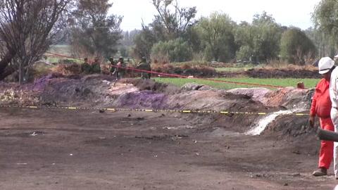 Aumenta a 85 la cifra de personas muertas en la explosión por el robo de gasolina en México