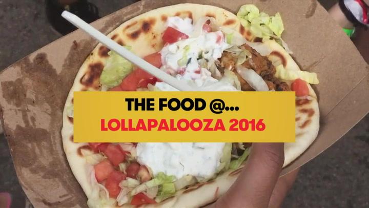 Fuse Eats Lollapalooza 2016