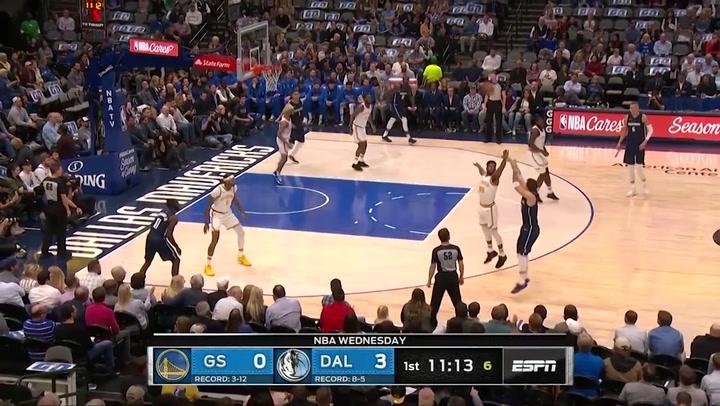 Récord histórico de Luka Doncic, en la NBA, al anotar 35 puntos, 10 rebotes y 11 aistencias en 25 minutos