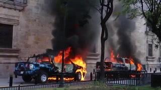 Disturbios en México por muerte de joven supuestamente a manos de policías