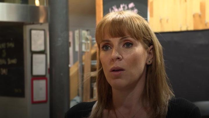 Watch: Labour's Angela Rayner attacks Government vaccine passport plans