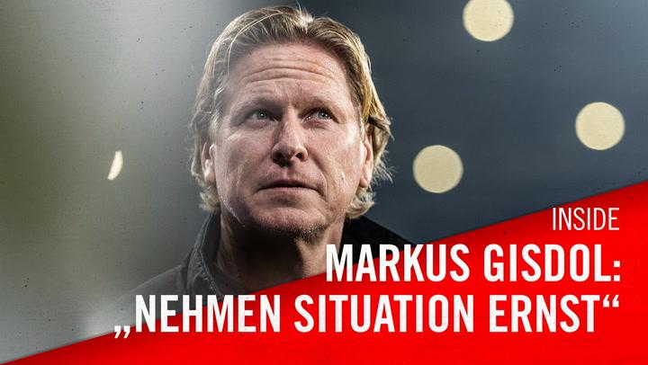 Markus Gisdol im Interview
