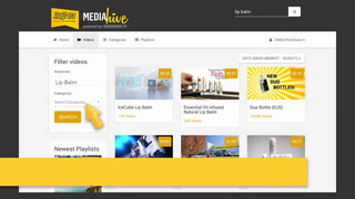 MediaHive (Search, View, Share)