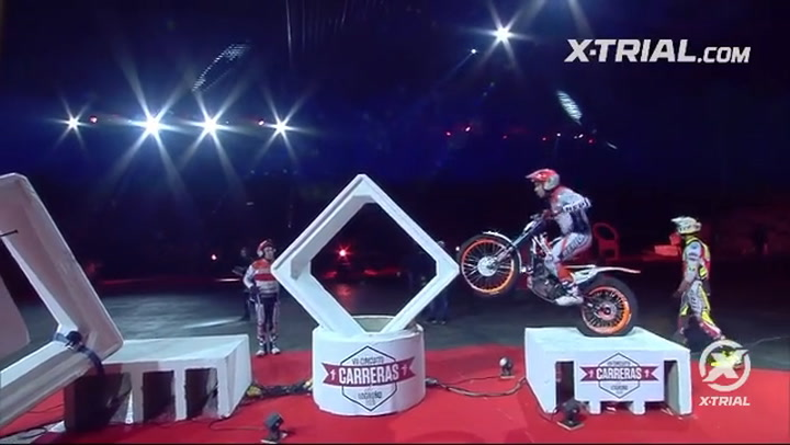 La última exhibición de Toni Bou en Bilbao antes de proclamarse campeón del mundo