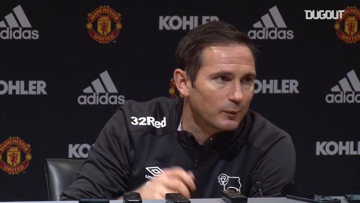 Lampard Revels In Famous Man Utd Upset