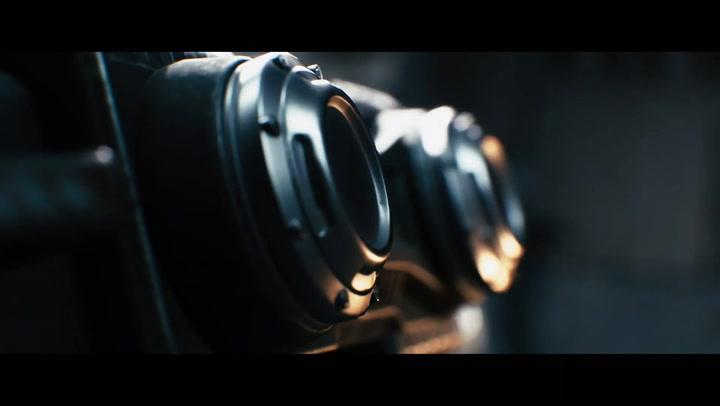 Disintegration - teaser del anuncio