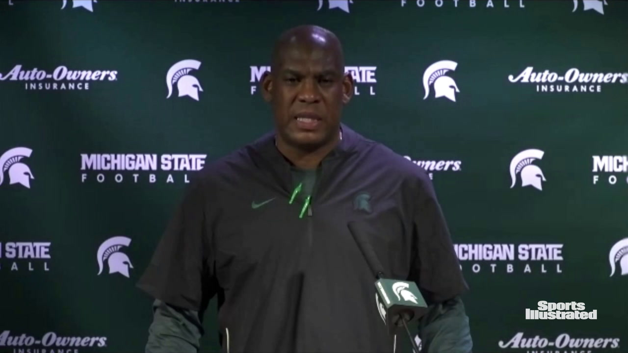Michigan State QB Competition on Full Display at Spring Game
