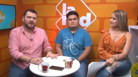 Conozca al joven hondureño que sueña con trabajar en Netflix