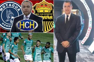 ¿Se irá Motagua y Real España de TVC? ¿Quieren tener a Marathón? Rafael Villeda despeja dudas sobre derechos televisivos