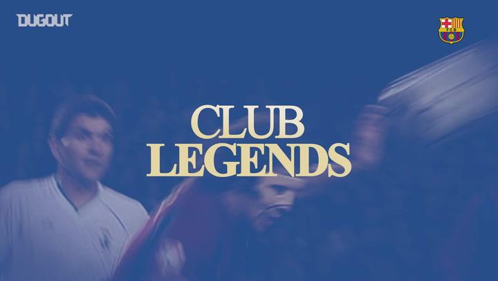 Club Legends: Carles Puyol
