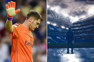 Casillas cuelga los guantes para siempre: ''Hoy es un día difícil, ha llegado el momento de decir adiós''