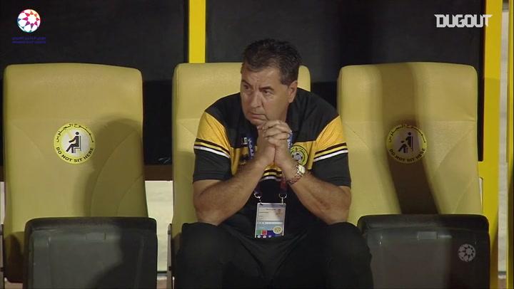 Highlights: Ittihad Kalba 0-3 Al-Wasl