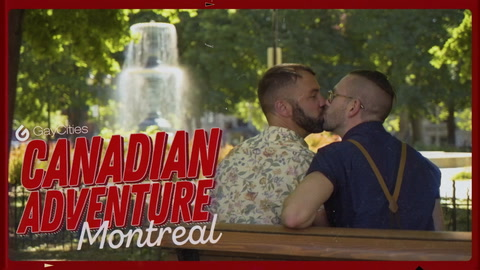 CANADIAN ADVENTURE: Montreal (teaser)