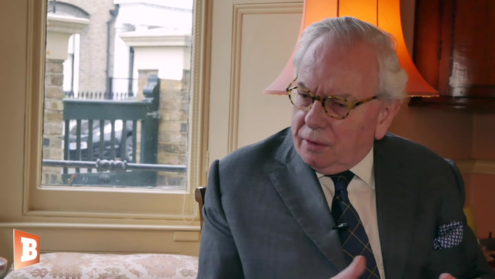 The Woke Generation Are the New Puritans Says English Historian David Starkey
