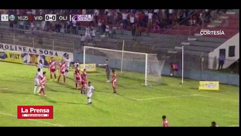 Video: Vida 1-3 Olimpia (Liga Nacional de Honduras)